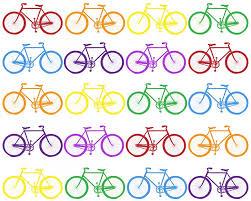 Az összecsukható kerékpártartó kiváló megoldás