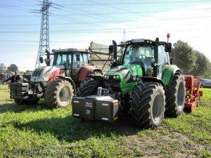 Traktorok John Deere alkatrészekkel