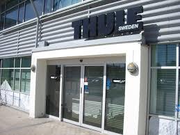 A Thule márkabolt mindenre felkészült