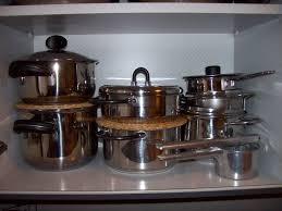 Minden konyha dísze az inox edénykészlet!