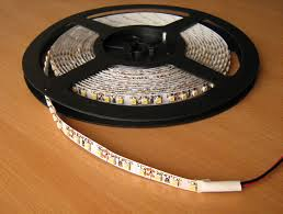 A LED szalag felhasználása