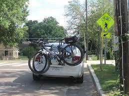 Minőségi autós kerékpártartó