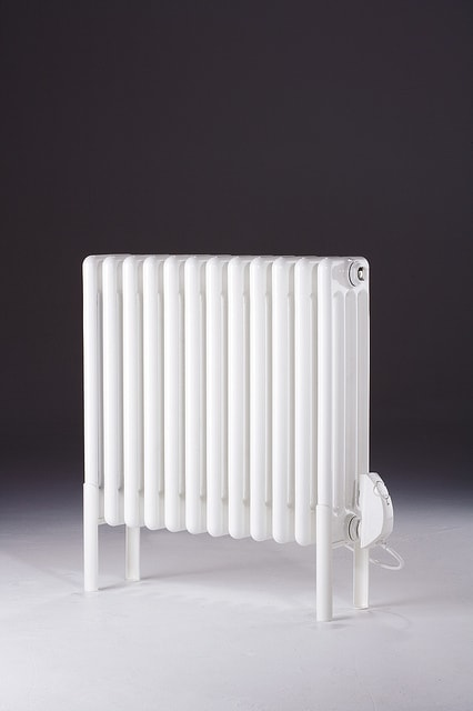 A radiátor a legismertebb hőleadó közeg
