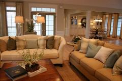 Az amerikai bútorok nagyon stílusosak