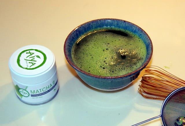 Matcha tea igazi ínyenceknek