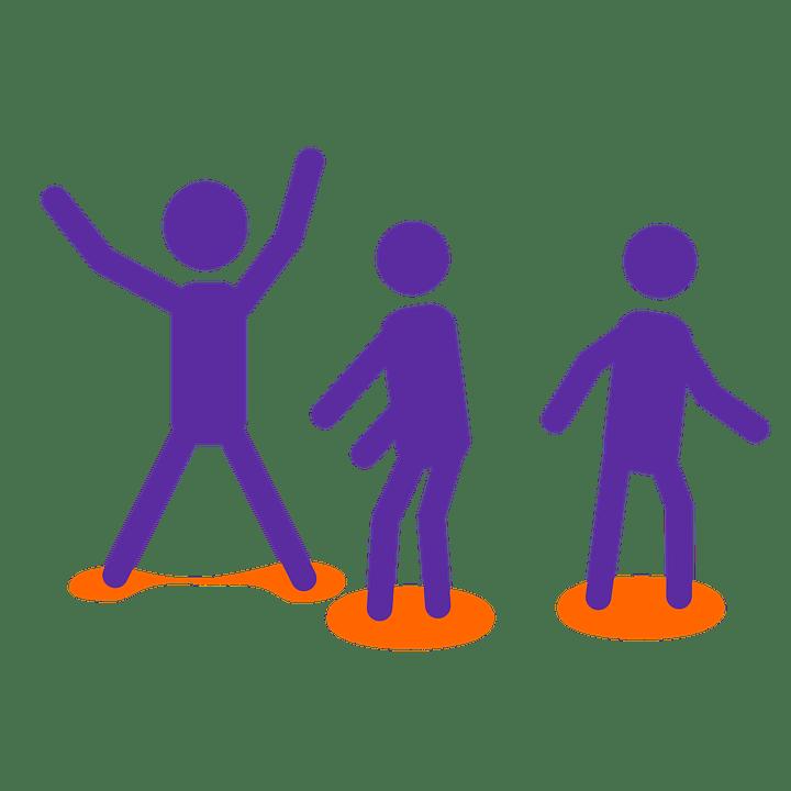 Mozgást fejlesztő játékok gyerekeknek
