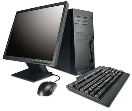 A PC webáruház megannyi terméke