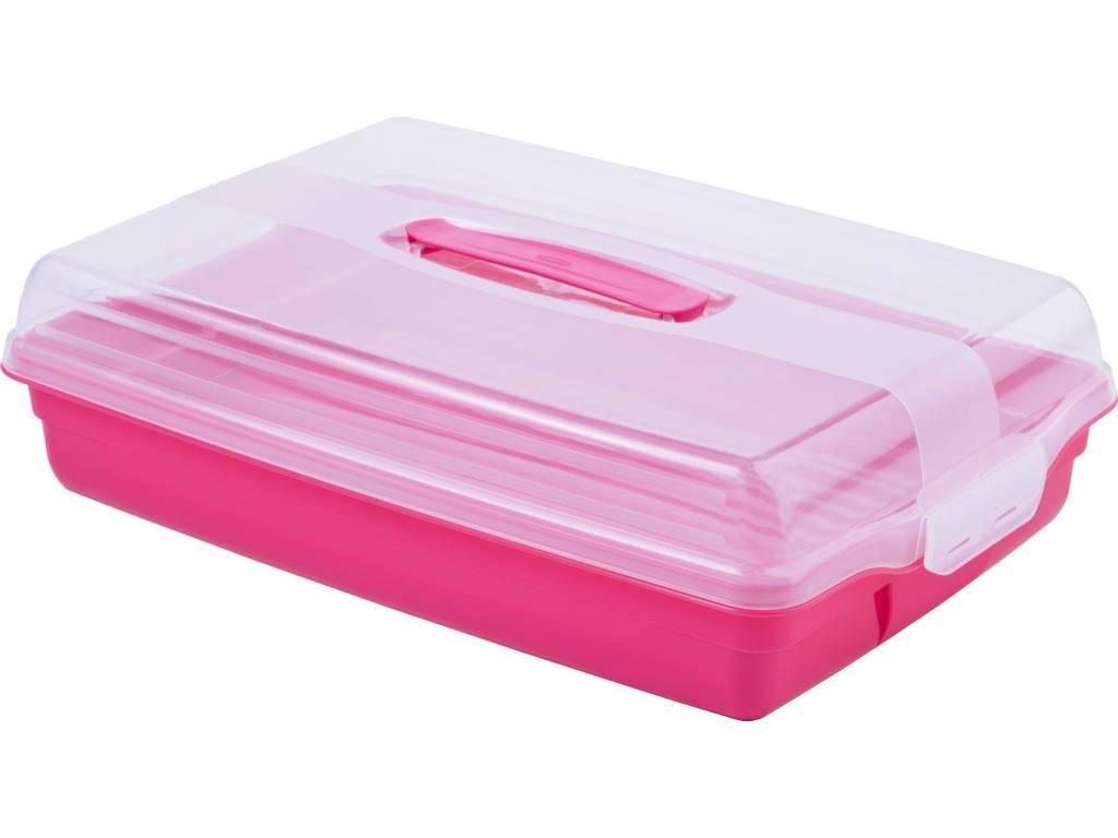 Tárolásra alkalmas süteményes doboz