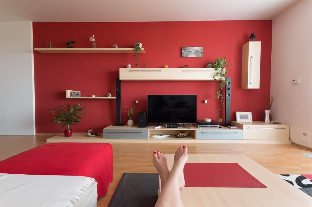 Így lehet praktikus a nappali berendezése