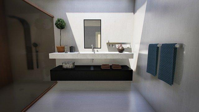 Jól átgondolt fürdőszoba ötletek kis helyen